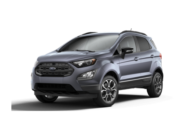 New 2019 Ford EcoSport SES Crossover For Sale/Lease Salem, NH